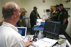 NMCC provides EMT training to border patrol agents